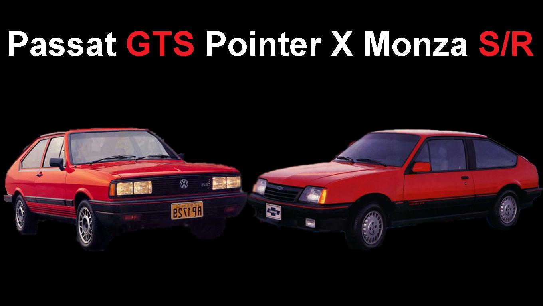 Passat Pointer X Monza S-R