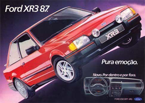 Motor tudo Escort xr3 1987