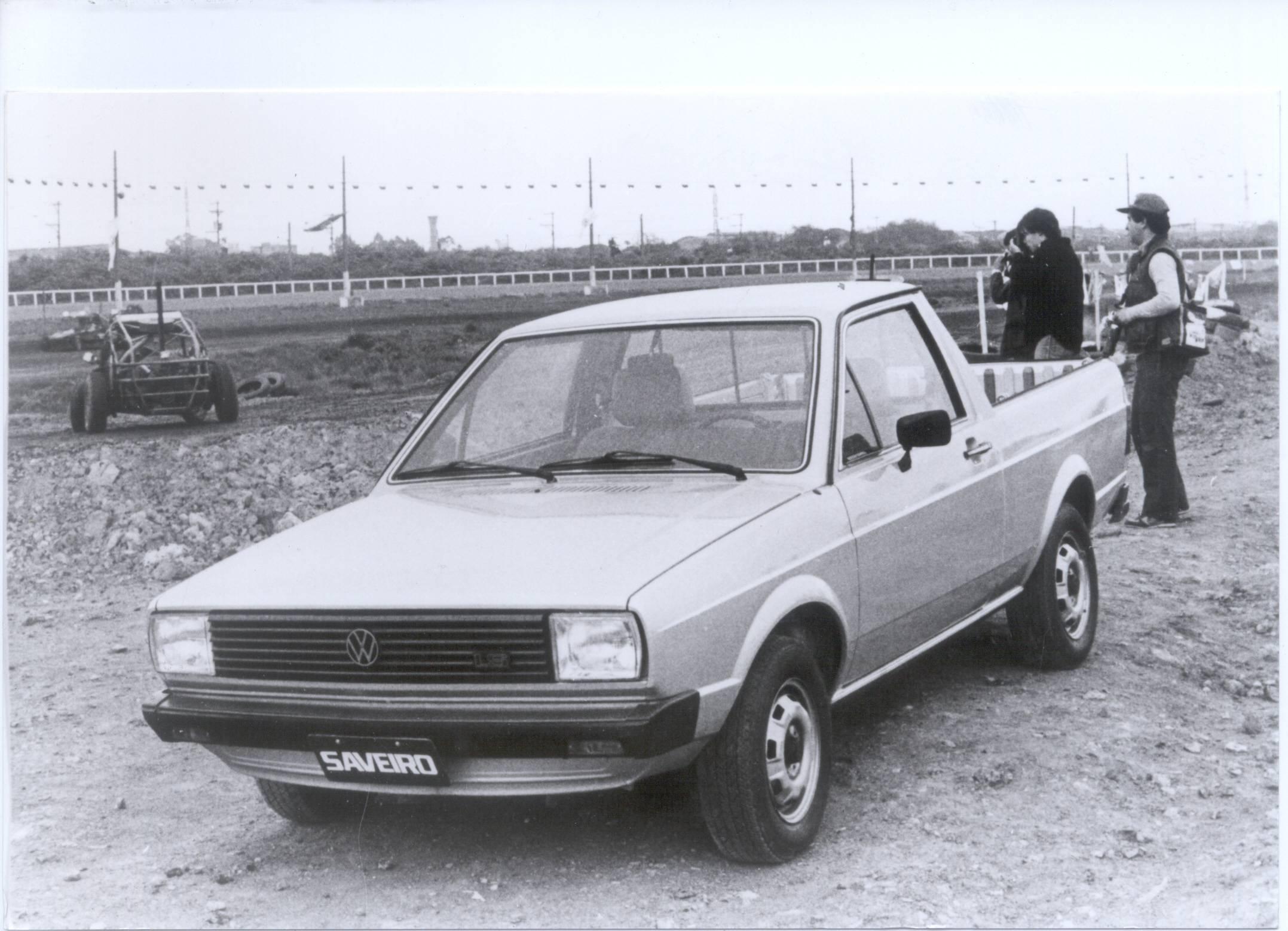 saveiro motor tudo -1982