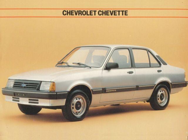CHEVETTE 87 motor tudo