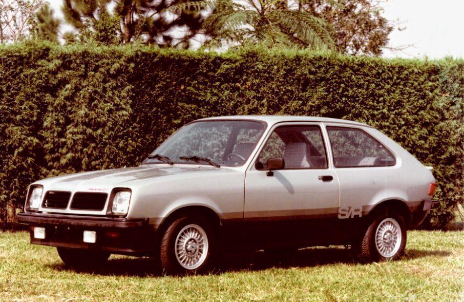Chevrolet Chevette Hatch I 3
