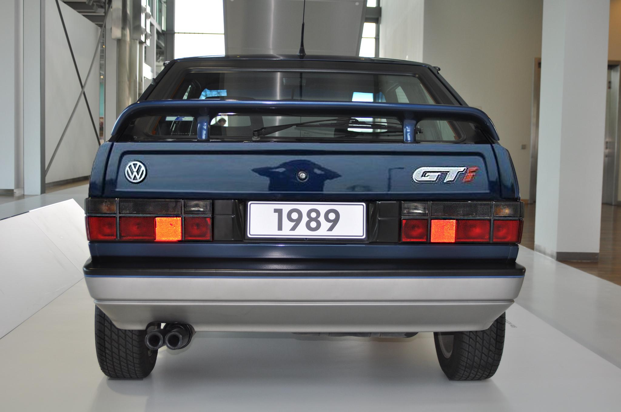 Gol GTI 2.0 1989