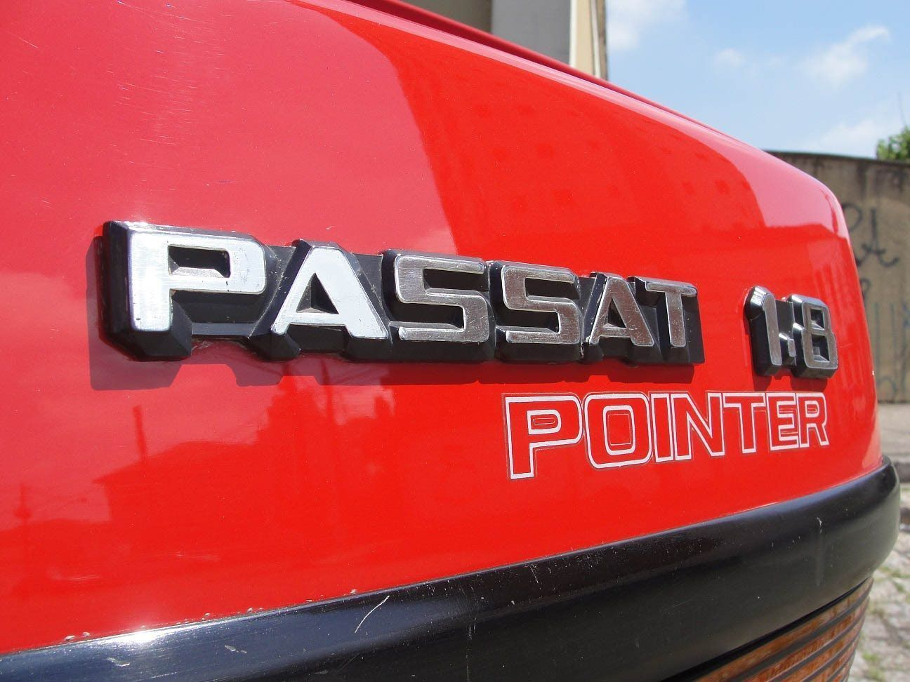 Passat GTs 1.8s motor tudo