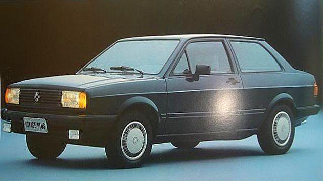 1983 Voyage Plus 1.6aa