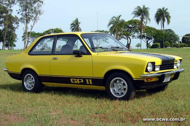 Chevette GP II 1976 Motor Tudo (10)