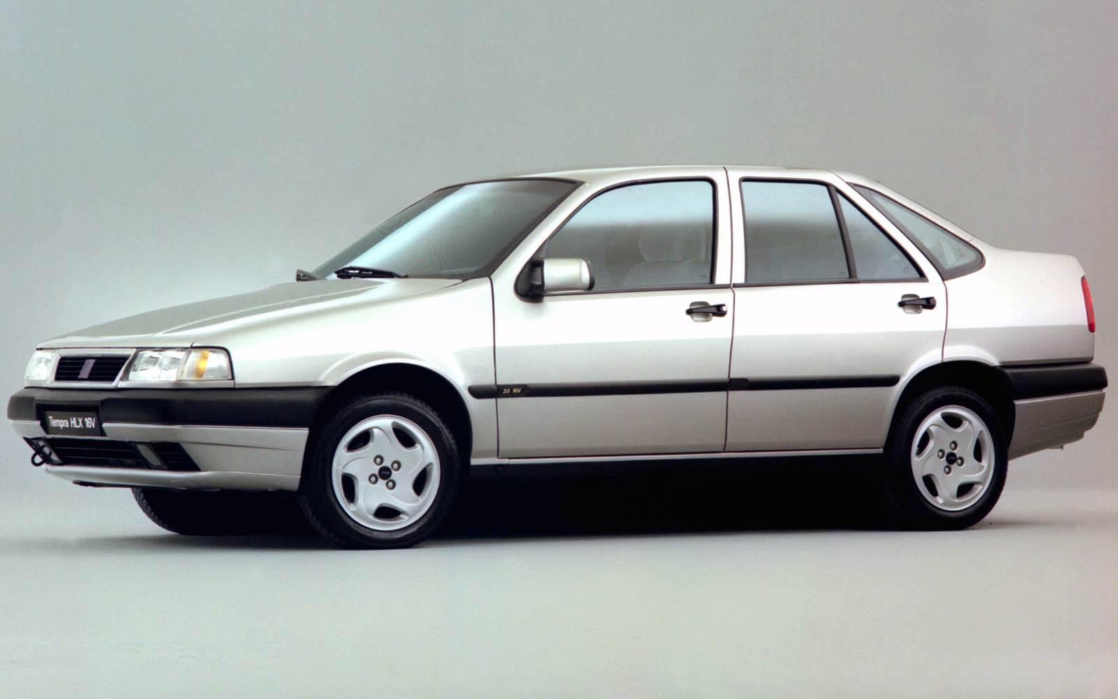 Motor Tempra Tudo 1991 Fiat - 8V