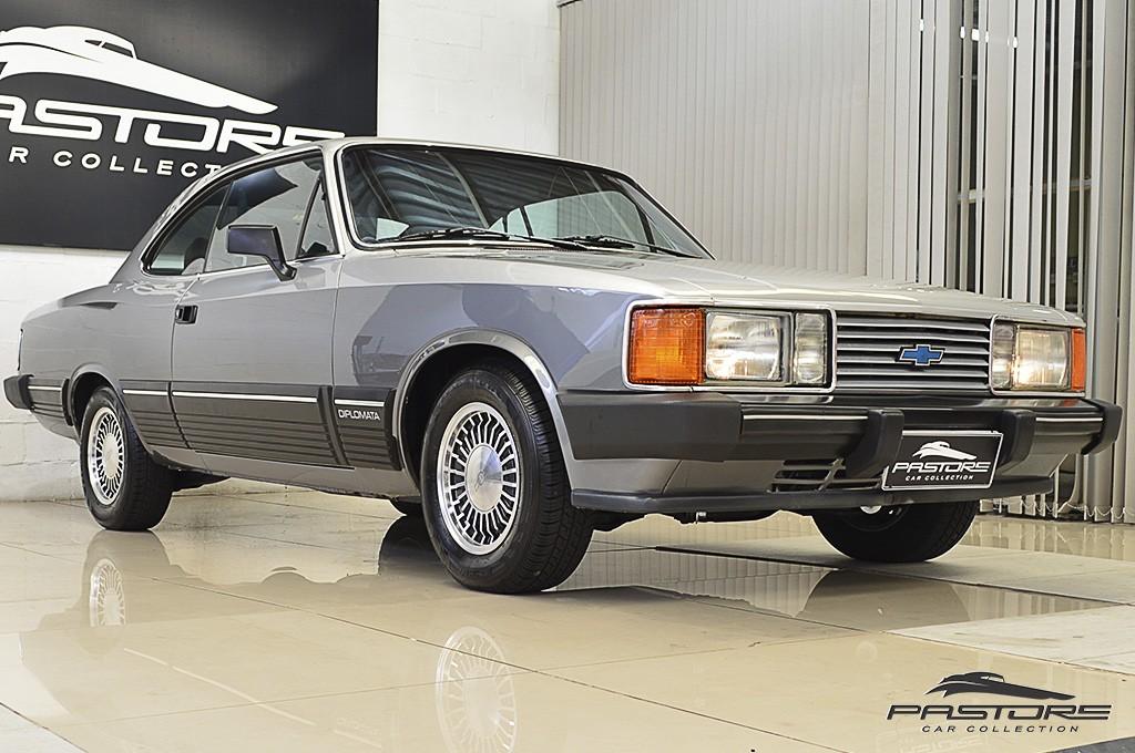 Opala Diplomata Coupe 1985 motor tudo (8)
