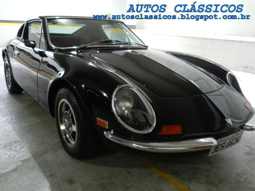 Puma GTE 1600 1976 motor tudo (6)