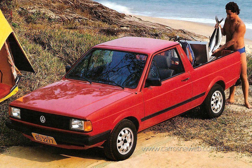 Saveiro Ap 1600 - 1988 Motor Tudo (3)