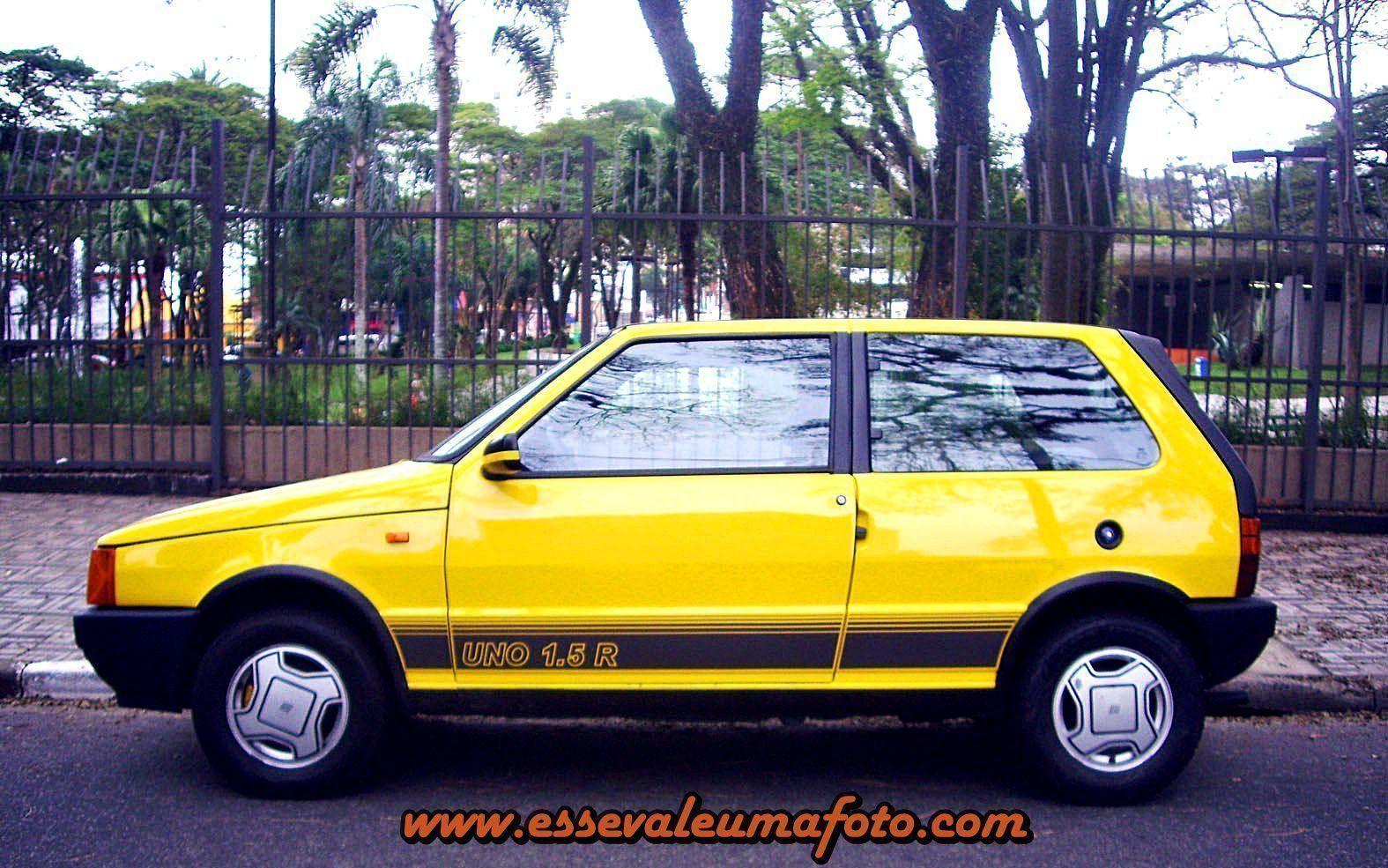 Uno 1.5 R 1987 Motor Tudo (4)