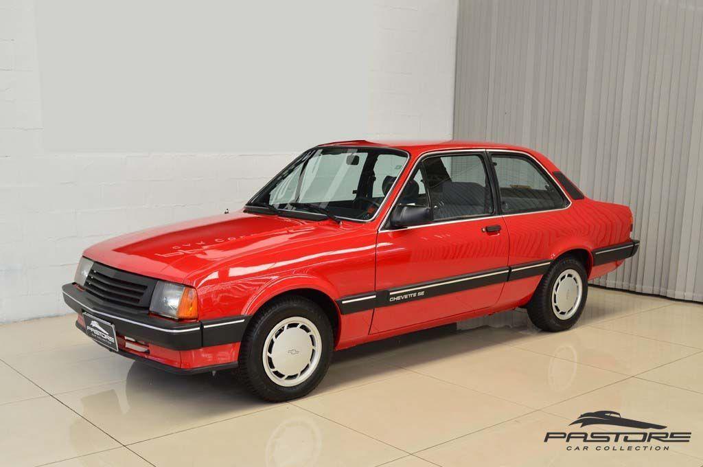 Chevette SE 1.6 1987 Motor Tudo (6)