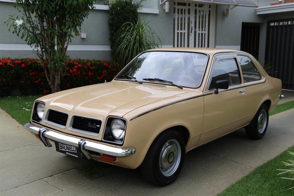 Chevrolet Chevette 1978 Motor Tudo (20)