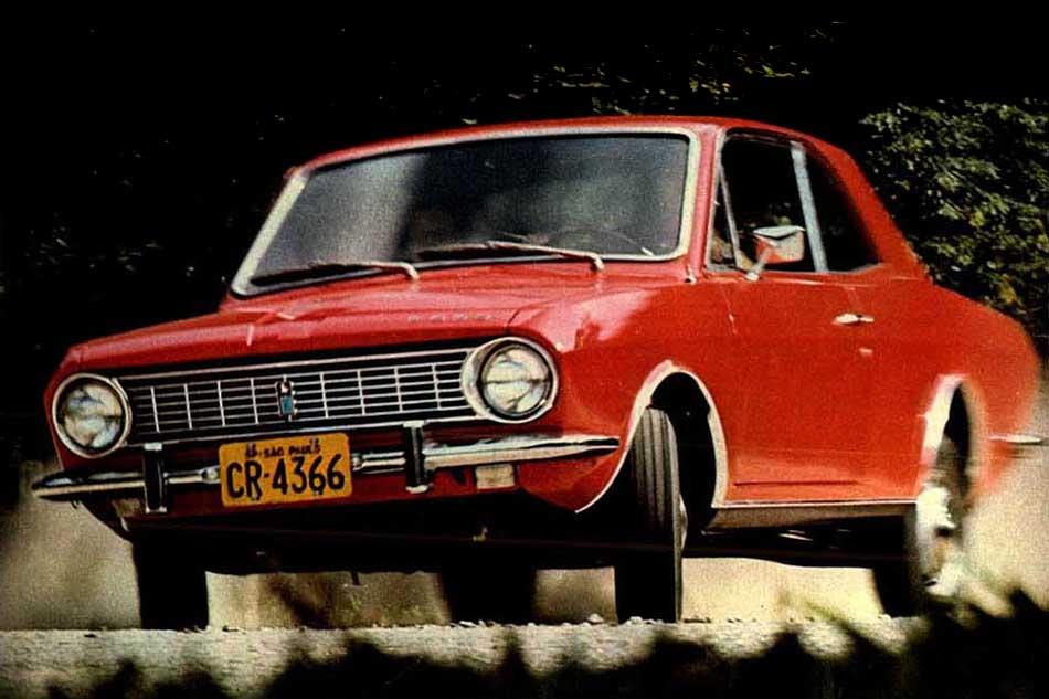 Corcel I 1969 motor tudo (8)