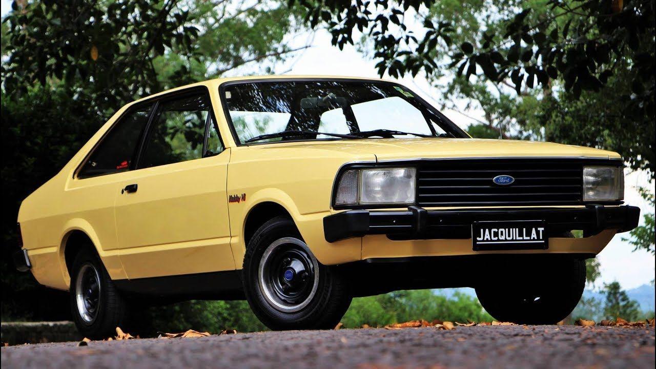 Corcel II Hobby 1980 Motor Tudo (5)