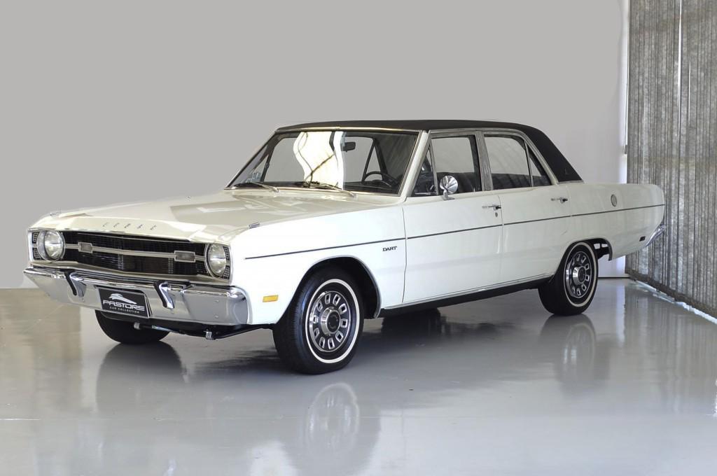 Dodge Dart 1970 motor tudo (1)