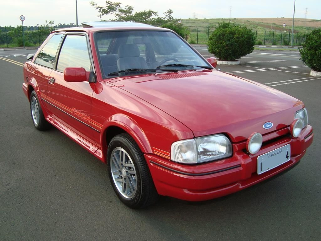 Escort XR3 1.8 1991 Formula Motor Tudo (1)