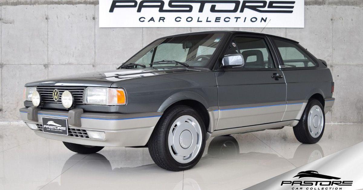 Gol GTi 2.0 1991 Motor Tudo (0)