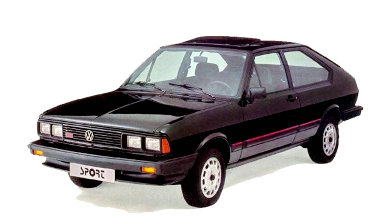 Passat 1.6 sport 1984 Motor Tudo (7)