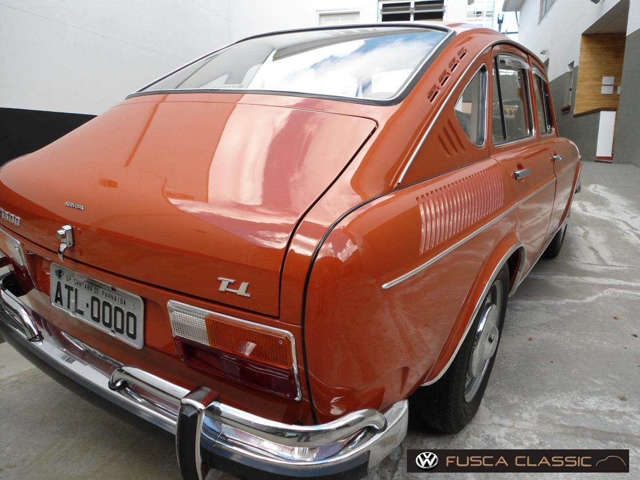 TL 4 Portas 1600 1973 Motor Tudo (2)