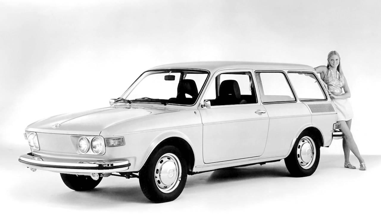 Volkswagen Variant 412 1.7 1973 Motor Tudo (5)