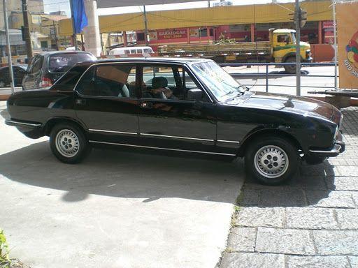 Alfa Romeo Ti 4 2300 2.3 8V Um carro muito avançado para um país muito atrasado.