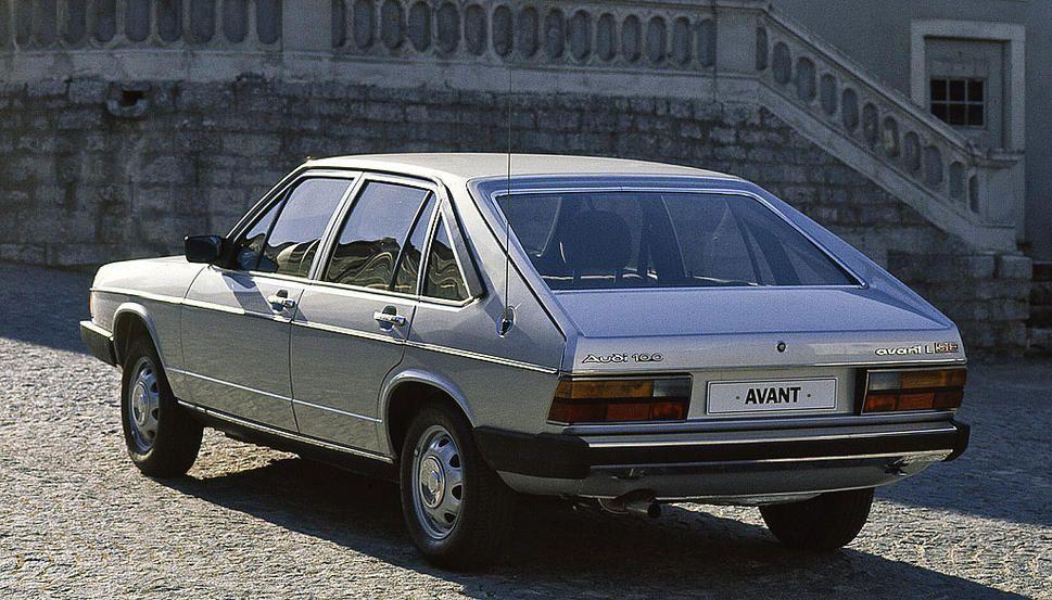 Audi 100 C2 Avant 1976 Motor Tudo (14)