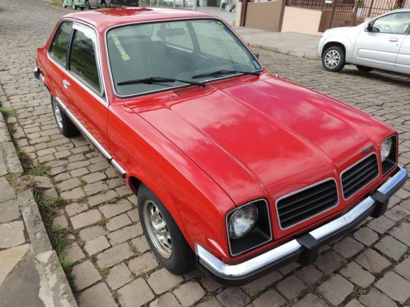 Chevette Sl 1.4 1980 Motor Tudo (1)