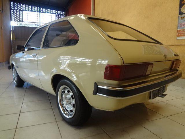 Chevette hatch 1.4 5marchas 1982 Motor Tudo (14)