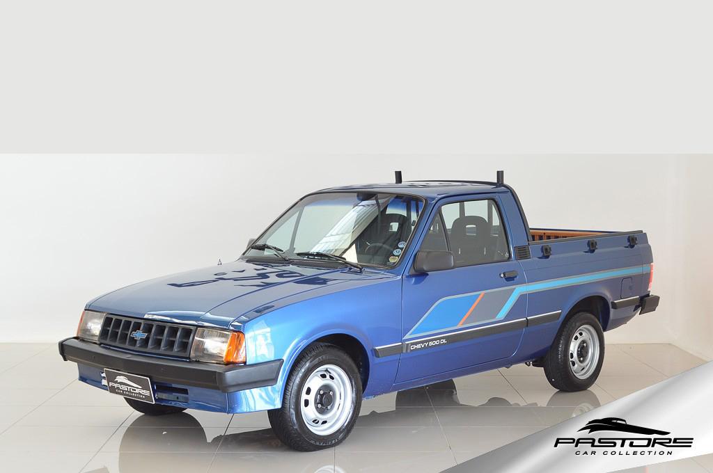 Chevy 500 DL 1.6-S 1993 Motor Tudo (2)
