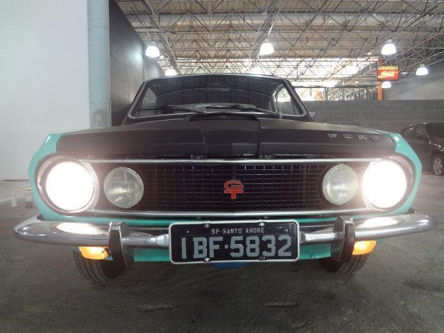 Corcel GT XP 1.4 1972 Motor Tudo (5)
