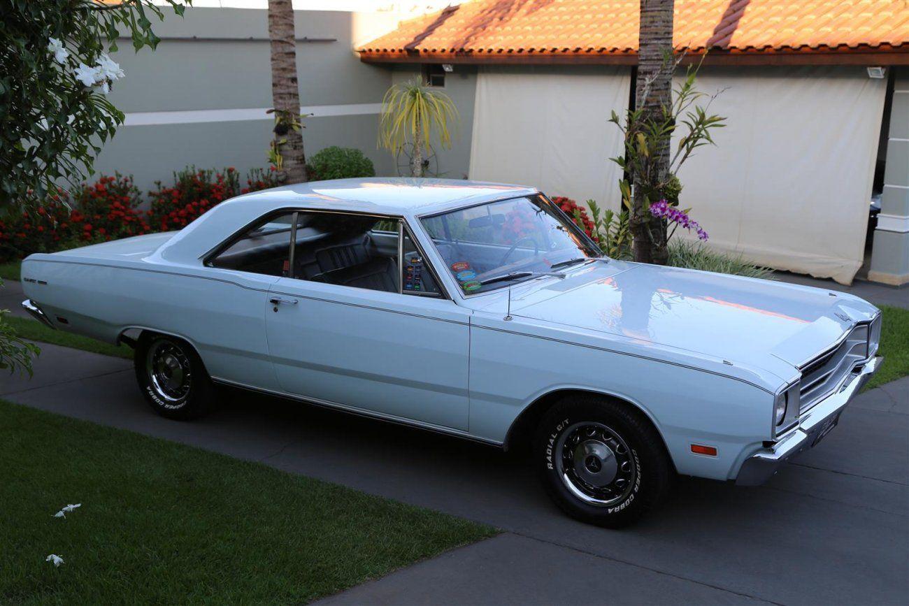 Dodge Dart de luxo 1973 Motor Tudo (13)