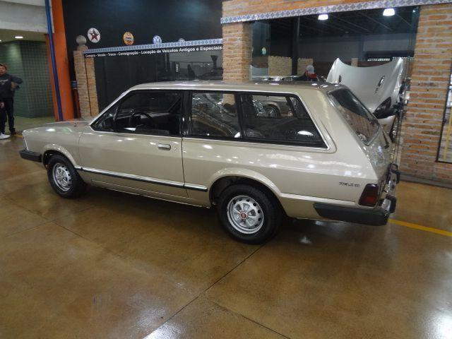 Ford Belina GL 1.6 1984 Motor Tudo (5)