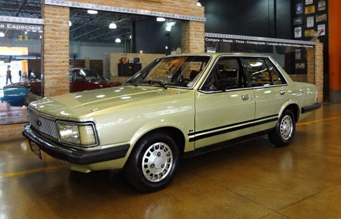 Ford Del Rey Ouro 1984 Motor Tudo (34)