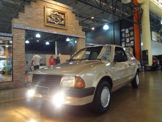 Ford Escrot Ghia 1.6 1984 Motor Tudo (35)