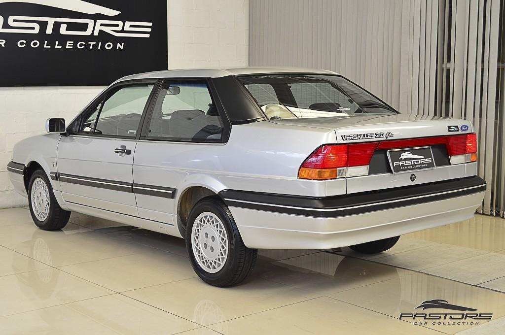 Versailles Ghia 2.0 1993 o único produto Autolatina que realmente deu certo.