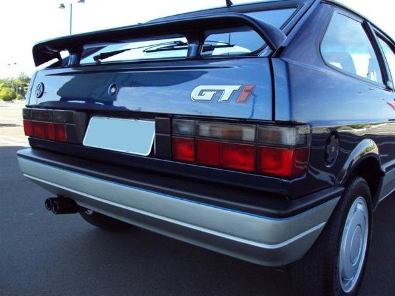 GOL GTi 2.0 1991 125 CV de força de 0 a 100 em 8,8 segundos números incríveis para um pequeno esportivo.
