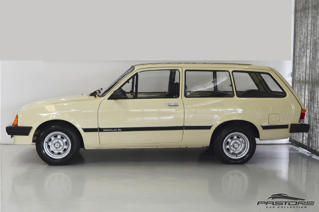 Marajó SL 1.6 1984 Motor Tudo (7)