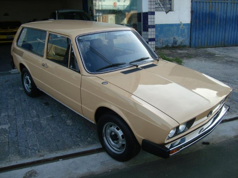 VW Variant II 1981 Motor Tudo (1)