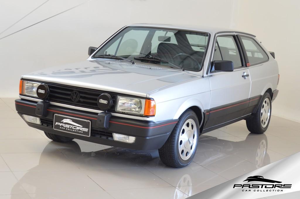 Volkswagen GOL GTS 1.8S 1988 O Esportivo mais rápido e robusto do final dos anos 80.