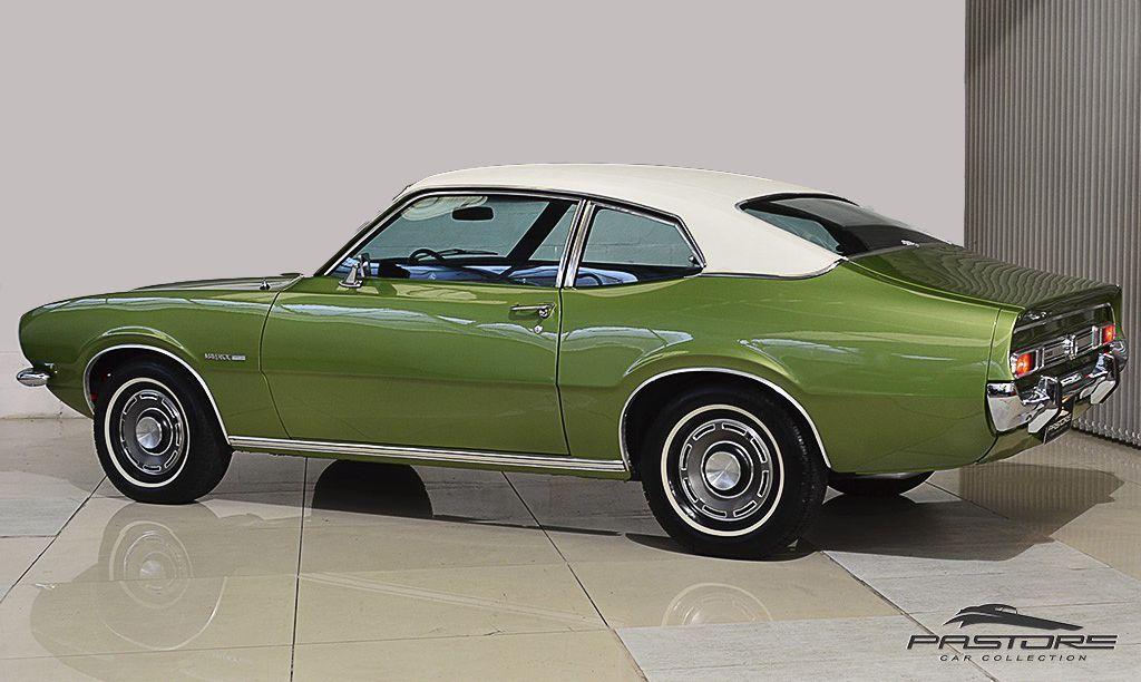 Ford Maverick 5.0 V8 Super Luxo 1974 Motor Tudo (9)