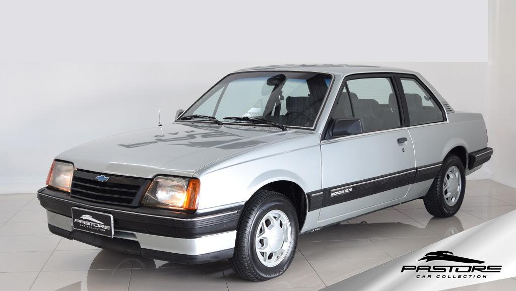 Monza SLE 2.0 1988 Motor Tudo (17)