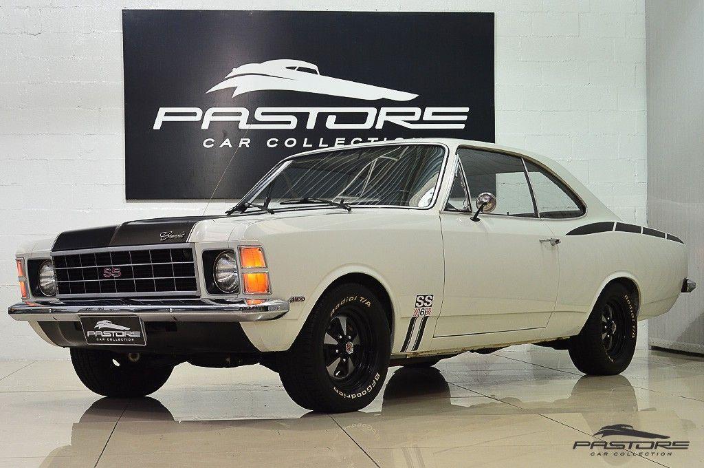 Opala SS 4.1 1974 Motor Tudo (20)