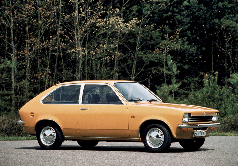Opel Kadett City O Chevette Hatch Europeu Carros Antigos