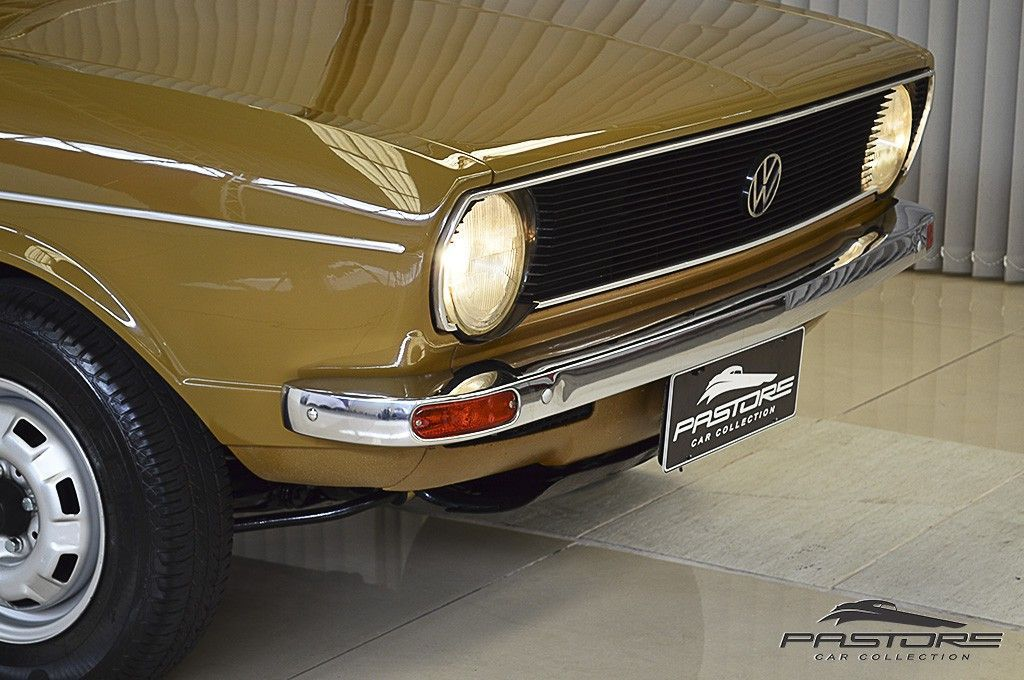 Volkswagen Passat LS 1.5 1976 O carro ideal para a segunda metade dos anos 70.