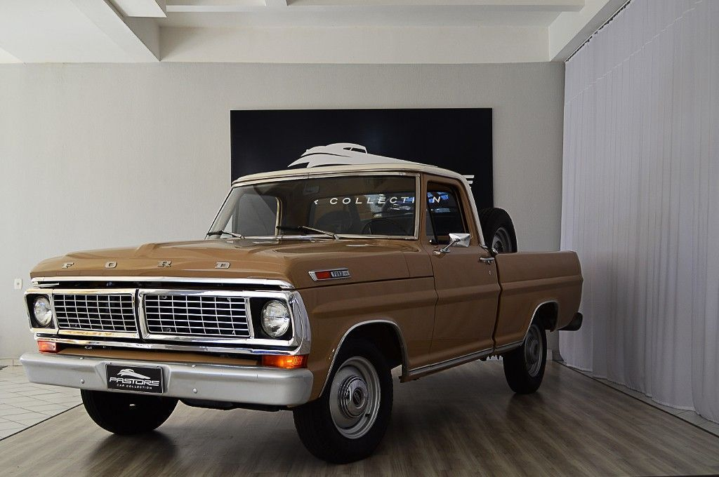 Picape Ford F100 1975 Motor Tudo (8)