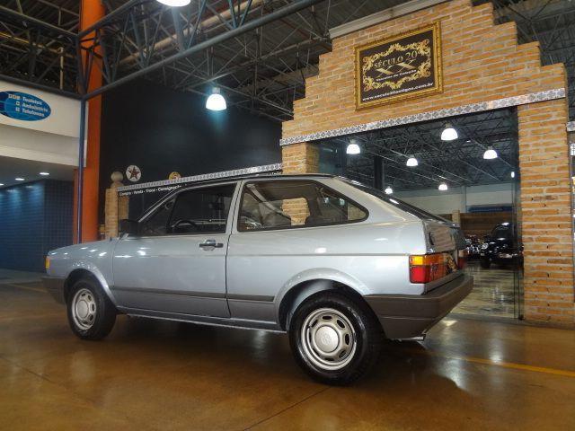 Volkswagen GOL CL 1.6 CHT 1994 O mesmo GOL com menos fôlego