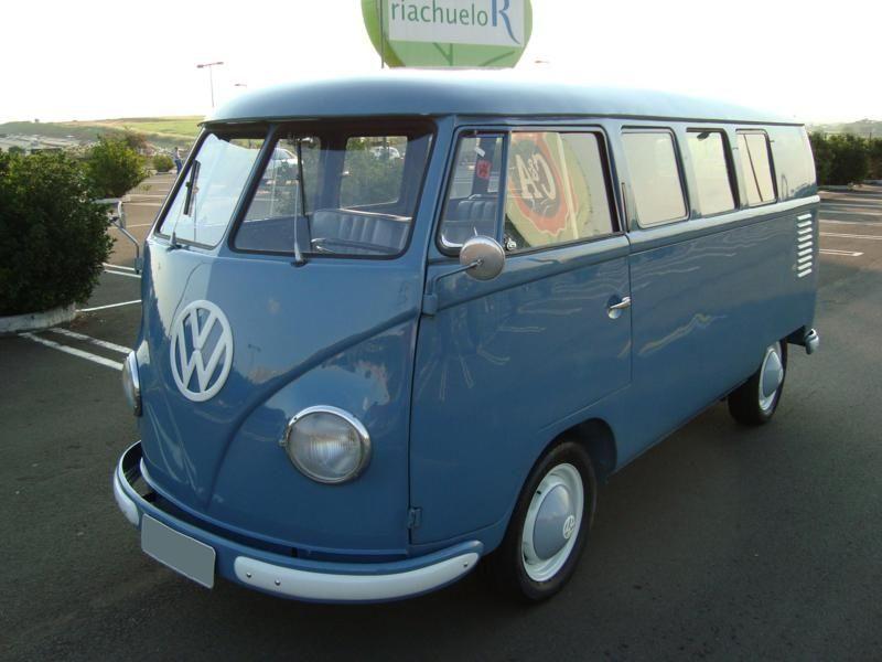Volkswagen Kombi 1959 Motor Tudo (2)