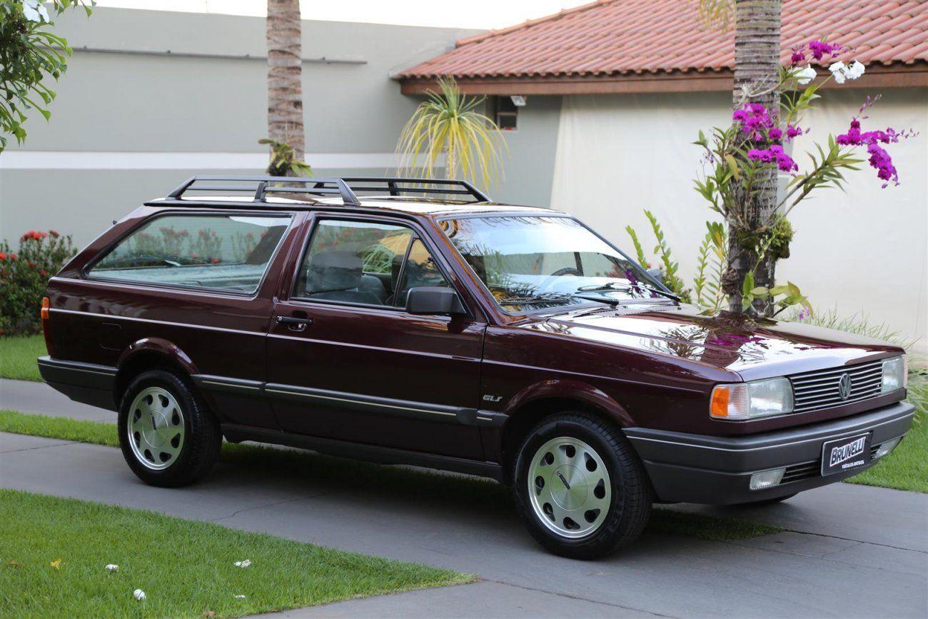 Volkswagen Parati 1.8s 1995 Motor Tudo (3)