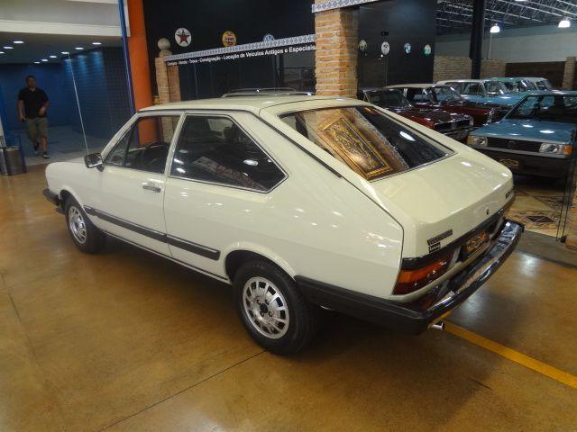 Volkswagen Passat LS Village três portas 1984 o ultimo ano do modelo com porta traseira