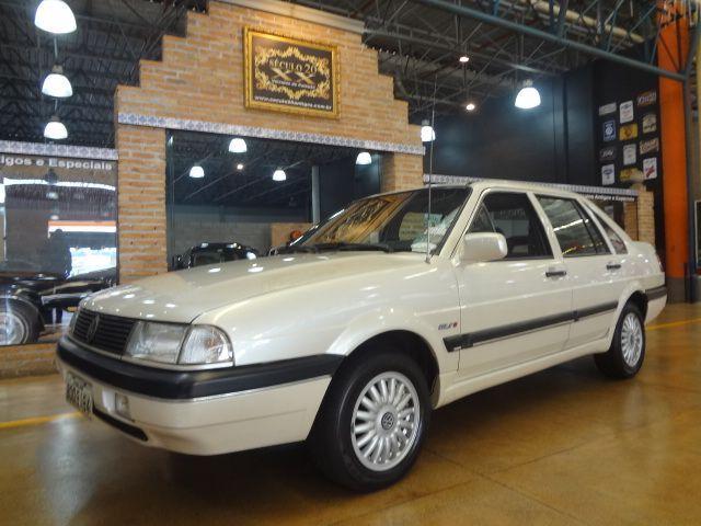 Volkswagen Santana GLSi 2.0 Automático 1994 Com um desempenho surpreendente